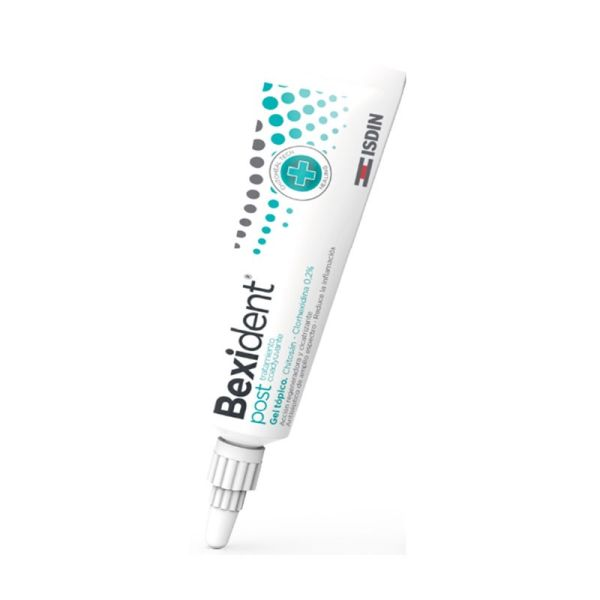 ISDIN BEXIDENT POST GEL TOPICO 25ML