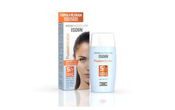 ISDIN FOTOPROTECTOR WATER SPF50 50ML