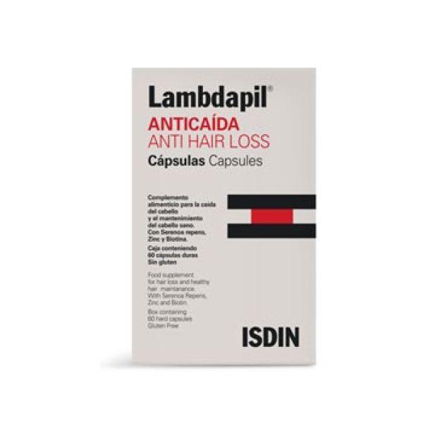 ISDIN LAMBDAPIL ANTICAIDA 60 CAPSULAS