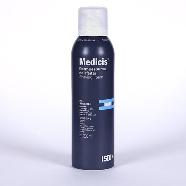 ISDIN MEDICIS ESPUMA DE AFEITAR 200ML