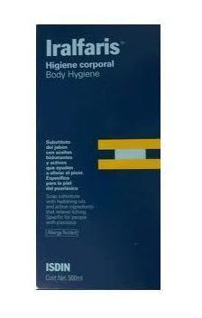 ISDIN IRALFARIS HIGIENE CORPORAL 500ML