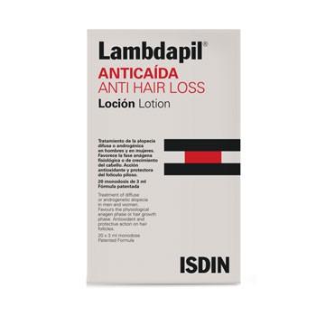 ISDIN LAMBDAPIL ANTICAIDA LOCION 20 MONODOSIS