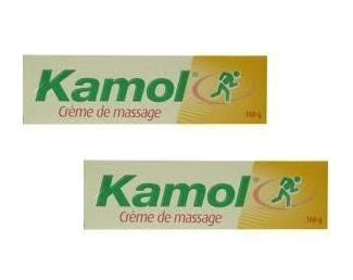 KAMOL BALSAMO 100GR.X2