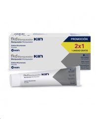 KIN FKD DENTIFRICO BLANQUEADOR 125ML 2x1