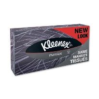 KLEENEX FOR MEN 100 UNIDADES