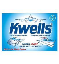 KWELLS ADULTOS 12 TABLETAS