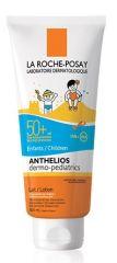 LA ROCHE POSAY ANTHELIOS PEDIATRICS IP50 LECHE SOLAR SIN PERFUME 250ML