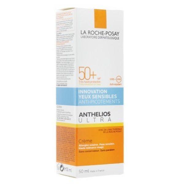 La Roche Posay Anthelios SPF50 Crema sin Perfume Ojos Sensibles 50ml