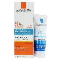 La Roche Posay Anthelios Ultra SPF50 Crema con Perfume + Posthelios 40ml