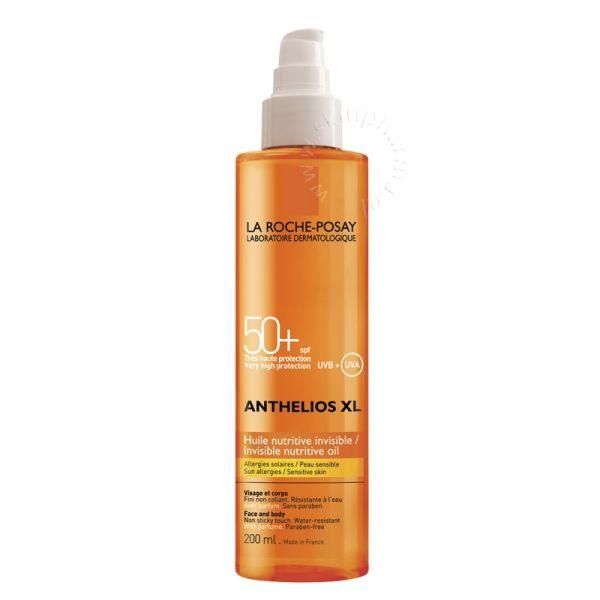 LA ROCHE POSAY ANTHELIOS XL IP50 ACEITE 200ML
