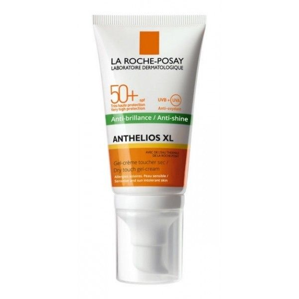 LA ROCHE POSAY ANTHELIOS XL IP50 GEL CREMA TOQUE SECO 50ML