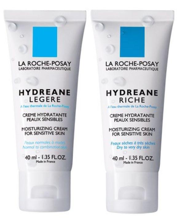 La Roche Posay Hydreane crema hidratante ligera 40ml oferta 2 unidades