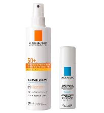 LA ROCHE POSAY ANTHELIOS XL IP50 SPRAY 200ML MAS AGUA TERMAL DE REGALO