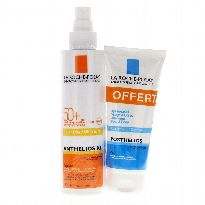 LA ROCHE POSAY ANTHELIOS XL SPF50 SPRAY 200ML Y POSTHELIOS 100ML