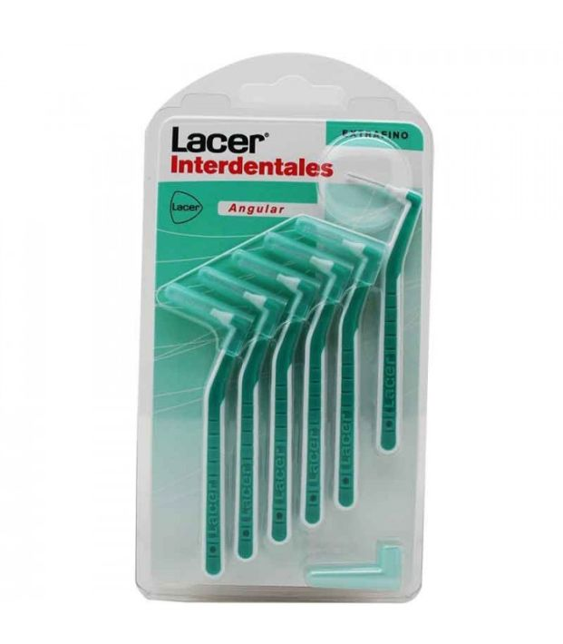 LACER INTERDENTAL ANGULO EXTRAFINO