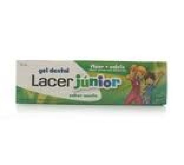 LACER JUNIOR MENTA 75ML