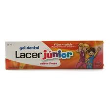 LACER JUNIOR FRESA 75ML
