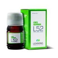 Lehning L52 tratamiento homeopático resfriados y estados gripales 30ml