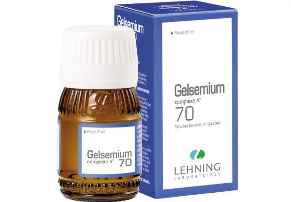 LEHNING COMPLEXE 70 GELSEMIUM 30 ML