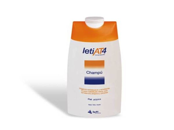 LETI AT-4 CHAMPU 250ML