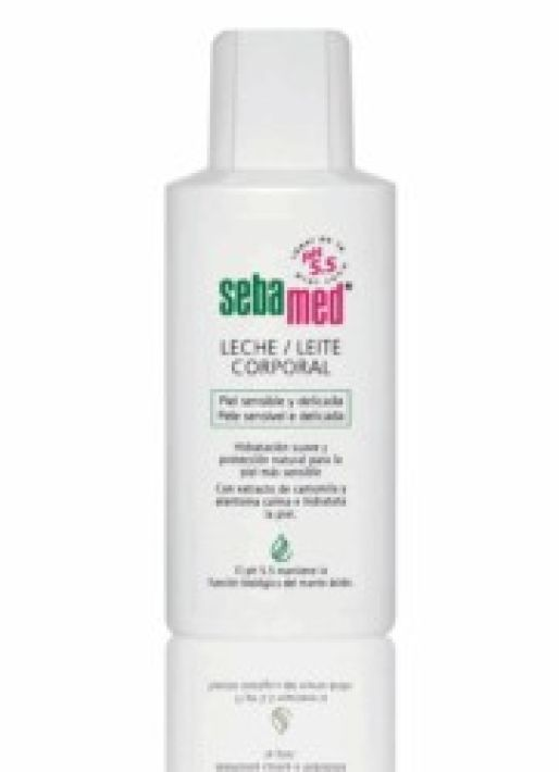 LETI SEBAMED LECHE CORPORAL 400ML