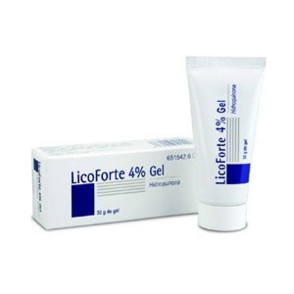 LICOFORTE GEL 30GR