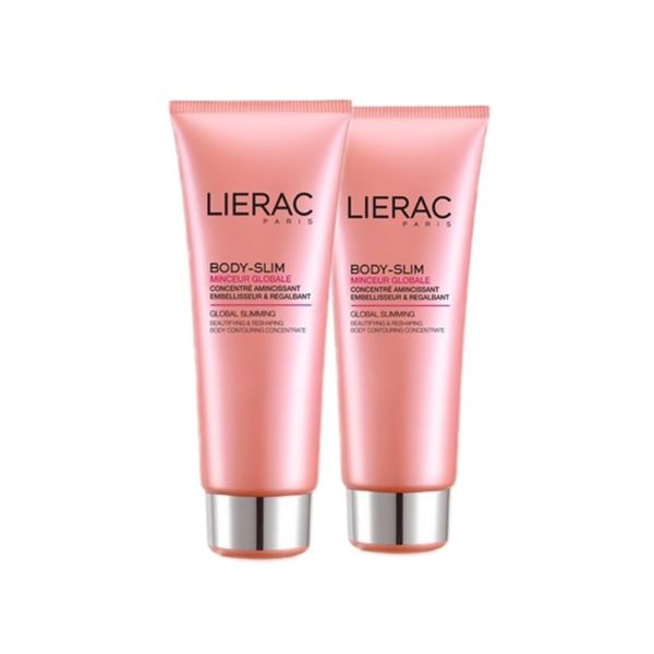 LIERAC BODY SLIM 200ML X 2 UNIDADES