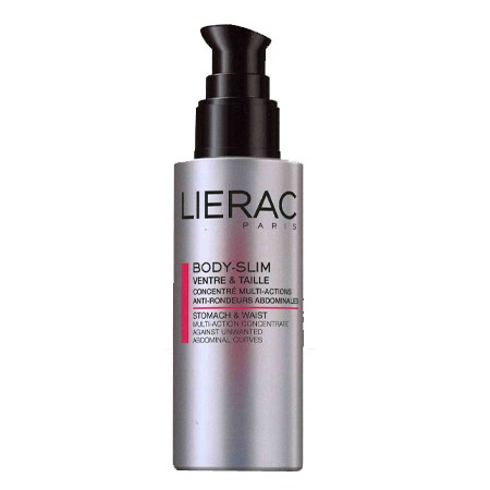 LIERAC BODY SLIM VIENTRE Y TALLA 100ML
