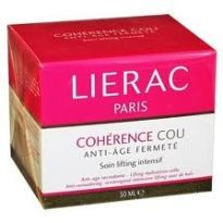 LIERAC COHERENCE CUELLO 50ML