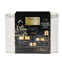 LIERAC PREMIUM CREMA VOLUPTUOSA 50ML Y 30ML Y MASCARILLA 75ML Y ELIXIR 30ML