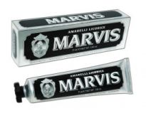 MARVIS PASTA AMARELLI MINT NEGRA 85 ML