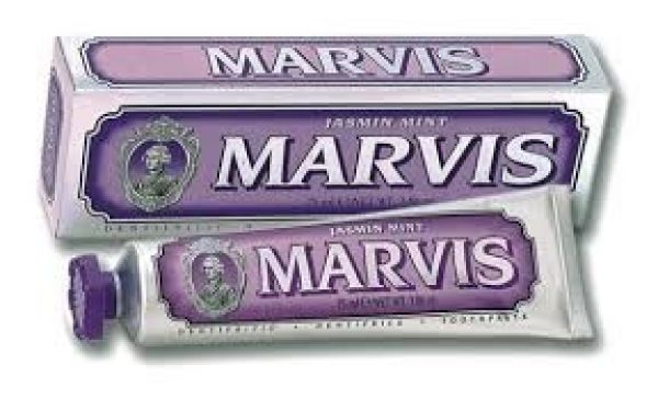 MARVIS PASTA DE DIENTES JASMIN MINT 85 ML