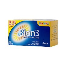 MERCK BION JUNIOR 90 COMPRIMIDOS