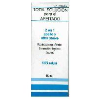 MILO TOTAL SOLUCION AFEITADO 15ML