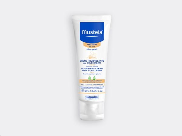 MUSTELA COLD CREAM CREMA PROTECTORA 40ML