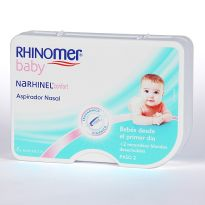 NARHINEL CONFORT ASPIRADOR NASAL