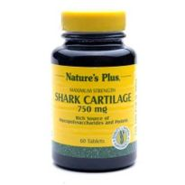 NATURES PLUS SHARK CARTILAGE 750MG 60 COMPRIMIDOS