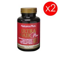 NATURES PLUS ULTRA HAIR PLUS 2X60 COMPRIMIDOS