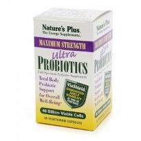 NATURES PLUS ULTRA PROBIOTICS 30 CAPSULAS
