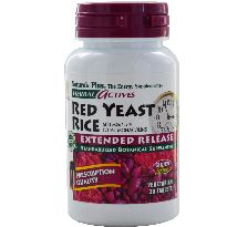 NATURES PLUS RED YEAST RICE 30 CAPSULAS