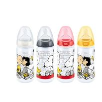 NUK BIBERON FIRST CHOICE SNOOPY SILICONA T1 M 300ML