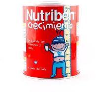 NUTRIBEN LECHE CRECIMIENTO 900 GR