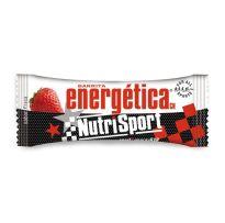 NUTRISPORT BARRITA ENERGETICA FRESA 46G