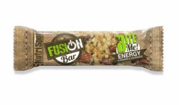 NutriSport barrita fusion bar energy 38 g