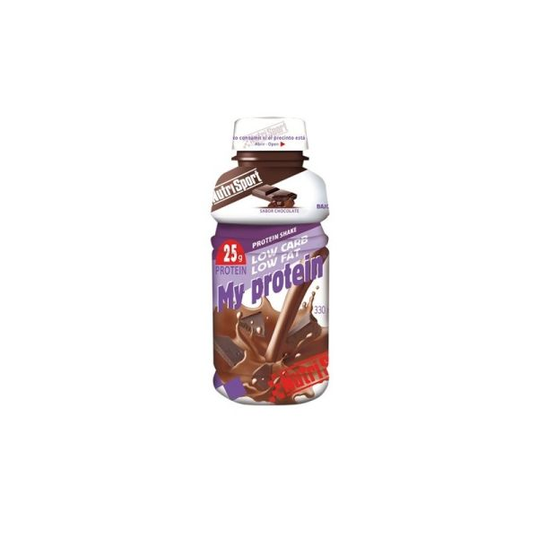 NUTRISPORT MY PROTEIN CHOCOLATE 330ML