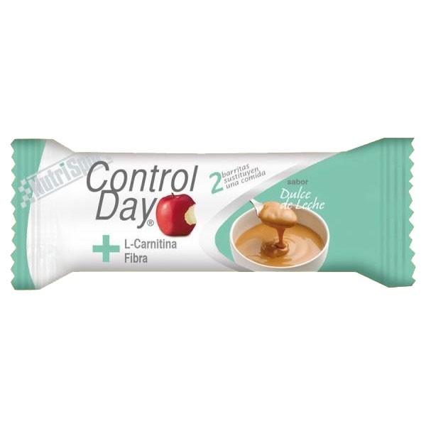 NUTRISPORT CONTROLDAY BARRITA DULCE DE LECHE