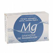 OLIGOELEMENTOS GRANIONS MAGNESIO 2 ML 30 AMPOLLAS BEBIBLES