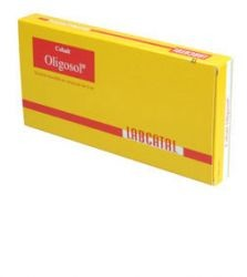 Oligosol lithium 28 ampollas