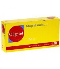 OLIGOSOL MAGNESIO 28 AMPOLLAS