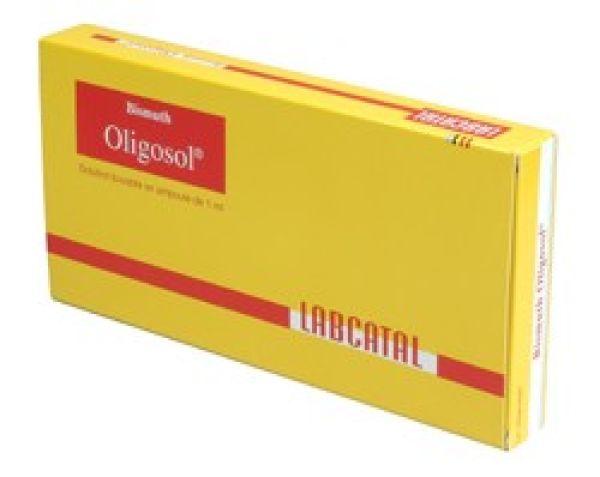 OLIGOSOL MANGANESO 14 AMPOLLAS